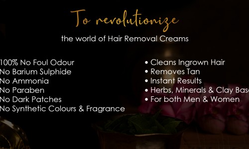 Neem And Fennel Instant Hair Removal Ubtan
