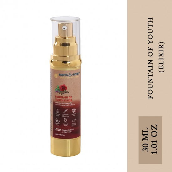 Fountain Of Youth Serum And Moisturiser For Face And Neck