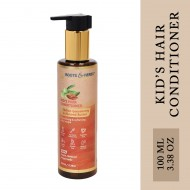 Foaming Kid's Hair Conditioner (Indian Gooseberry & Green Clay)