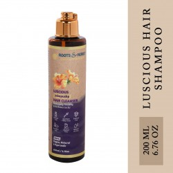 Jabapushp Luscious Hair Cleanser / Shampoo For Men And Women Dry And Rough Hair