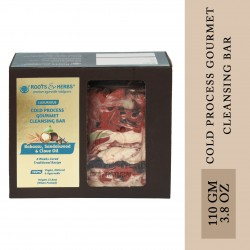Luxurious Babassu, Sandalwood And Clove Oil Cold Process Gourmet Cleansing Bar Soap